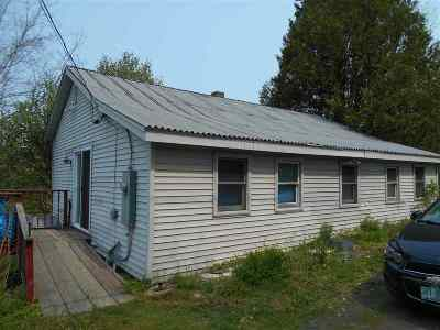 Lyman NH Single Family Home For Sale: $65,000