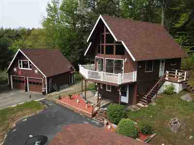 Woodstock  Single Family Home For Sale: 60 Lost Valley Road