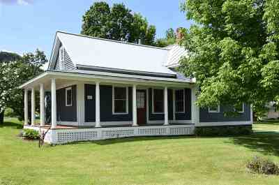 Addison Single Family Home For Sale: 1817 17 East Route