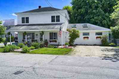 Hudson Single Family Home Active Under Contract: 16 Riverside Avenue