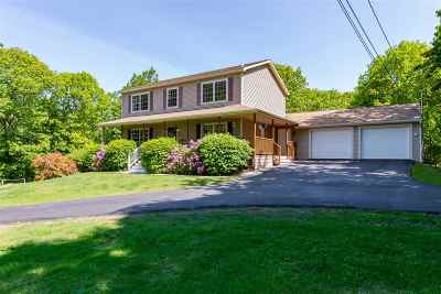 Strafford Multi Family Home For Sale: 1255 Parker Mountain Road
