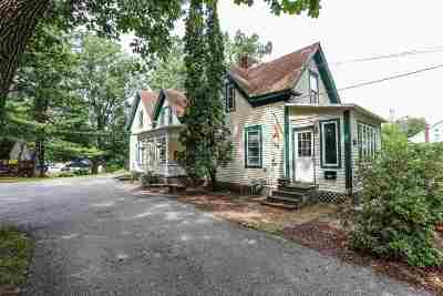Concord Single Family Home For Sale: 165 Village Street