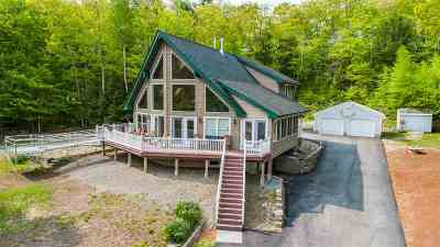 Strafford County Single Family Home For Sale: 21 South Shore Road