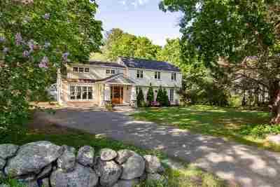 Single Family Home For Sale: 201 Washington Road