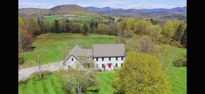 Wallingford Single Family Home For Sale: 259 Fieldstone Way