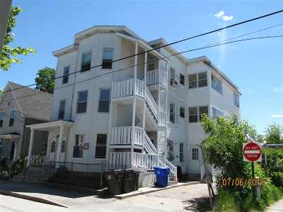 Manchester Multi Family Home For Sale: 34-36 Cheney Place