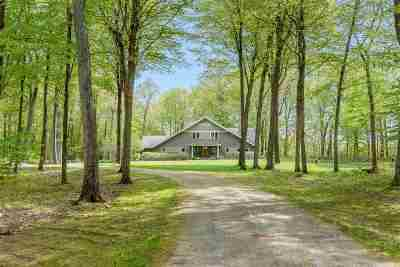 Charlotte Single Family Home For Sale: 1188 Whalley Road