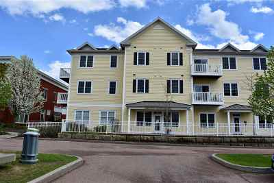 Colchester Condo/Townhouse For Sale: 42 Severance Green Drive #306