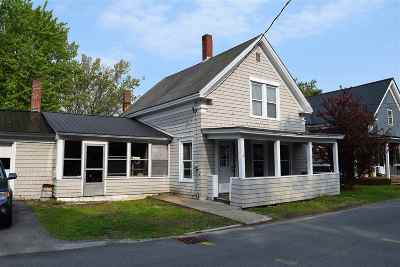 Lancaster Single Family Home For Sale: 7 Water Street