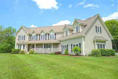 Piermont Single Family Home For Sale: 18 Highview Meadows Road