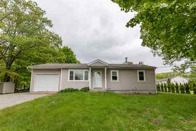 Gilford Single Family Home Active Under Contract: 2 Oxbow Lane