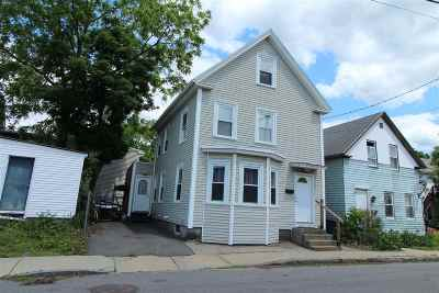 Nashua Single Family Home For Sale: 2 Foundry Street