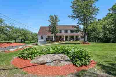 Londonderry Single Family Home For Sale: 40 Parmenter Road