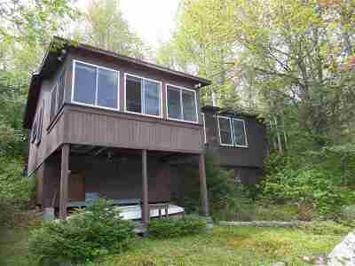 Groton Single Family Home For Sale: 202 Ricker Pond Foot Trail
