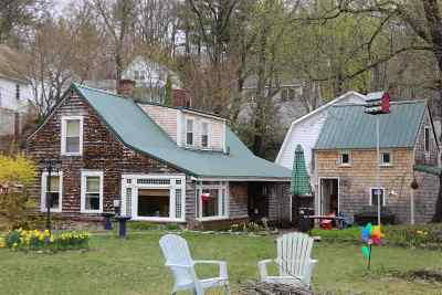 Wolfeboro Single Family Home For Sale: 7 Park Avenue