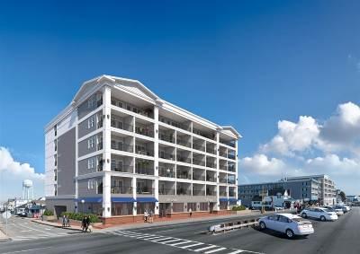 Condo/Townhouse For Sale: 315 Ocean Boulevard #303 (3rd