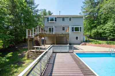 Derry Single Family Home For Sale: 37 Kristin Drive