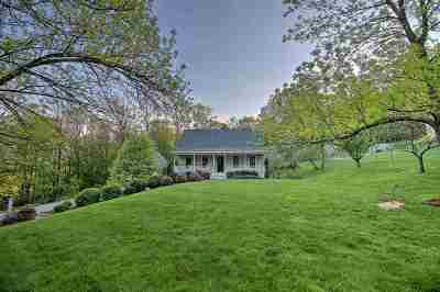 Candia Single Family Home Active Under Contract: 143 Diamond Hill Road