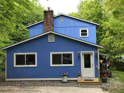 Richmond Single Family Home For Sale: 85 Robbins Mountain Extension