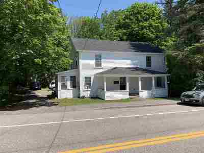 Concord Multi Family Home Active Under Contract: 142 Pleasant Street