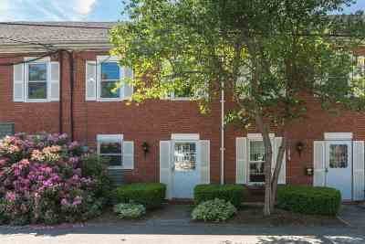 Condo/Townhouse For Sale: 22 South Street