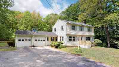 Bow Single Family Home For Sale: 12 Bow Bog Road