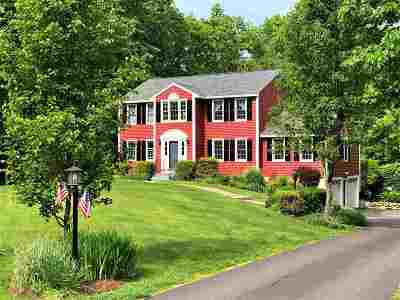 Londonderry Single Family Home Active Under Contract: 6 Tyler Drive