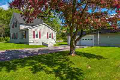 Littleton NH Single Family Home Active Under Contract: $139,900