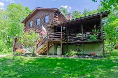 Londonderry Single Family Home For Sale: 97 Mammoth Road