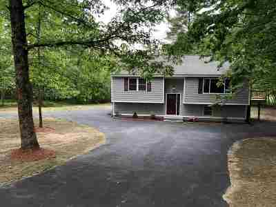 Londonderry Single Family Home For Sale: 5 Alan Circle