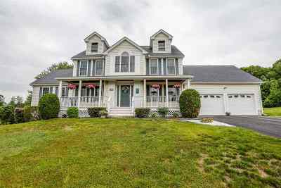 Somersworth Single Family Home Active Under Contract: 46 Victoria Drive
