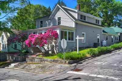 Milford Single Family Home Active Under Contract: 48 Highland Avenue