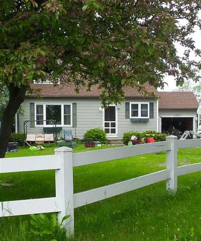 St. Albans Town VT Single Family Home Pending: $184,000