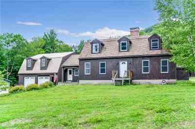 Wolfeboro Single Family Home For Sale: 425 Browns Ridge Road