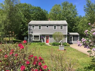 Belmont Single Family Home Active Under Contract: 90 Peter Court