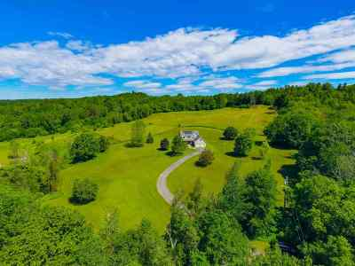 Essex Single Family Home For Sale: 299 River Road