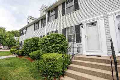 Londonderry Condo/Townhouse Active Under Contract: 23 Wyndmere Drive #23