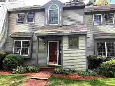 Concord Condo/Townhouse Active Under Contract: 169 Portsmouth Street #U-188