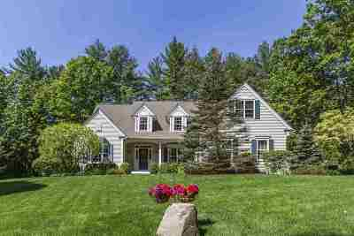 Amherst Single Family Home Active Under Contract: 7 Boston Post Road