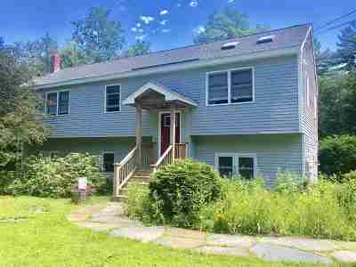 Hollis Single Family Home For Sale: 232 Hayden Road
