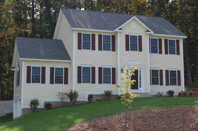 Hooksett Single Family Home For Sale: 23 Brookview Drive