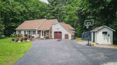 Milford Single Family Home Active Under Contract: 26 Hilltop Drive