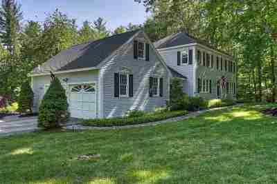 Bedford Single Family Home Active Under Contract: 2 Old Evergreen Road