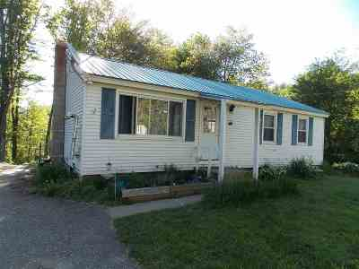 Franklin Single Family Home Active Under Contract: 39 Mark Road
