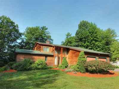 Milton Single Family Home For Sale: 34 Jackson Lane