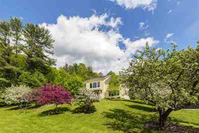 Lyme Single Family Home For Sale: 159 Baker Hill Road