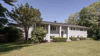 Hooksett Single Family Home Active Under Contract: 79 Main Street
