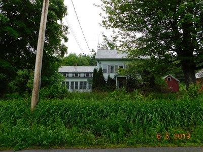 Clarendon Single Family Home For Sale: 5083 Creek Road
