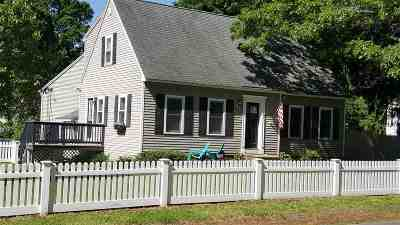 Nashua Single Family Home For Sale: 3 Lisbon Lane