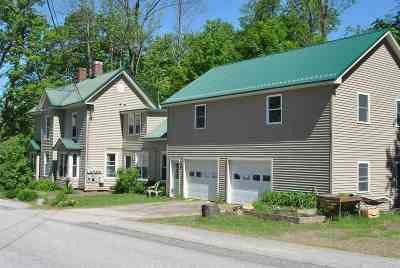 Franklin Multi Family Home For Sale: 64 Pleasant Street